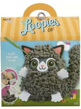 Alex DIY Loopies Cat Plush Toy