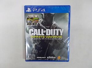 PlayStation4 -- Call of Duty Infinite Warfare -- New. PS4. JAPAN GAME. 64794