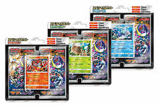 Japanese Pokemon SM1+ Strengthening Booster All 3 Special Sets *SHIPS FROM USA*