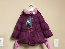 Girls 3t Zeroxposur Coat Gloves And Scarf