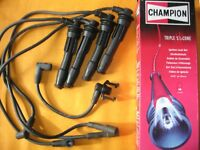 RENAULT R19 1.8(88-96) CHAMADE(91-93)TRIPLE SILICONE PERFORMANCE IGNITION LEADS