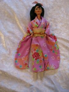 Dolls of the World Japan Barbie 1996