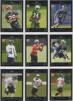 2007 Topps Football Team Sets **Pick Your Team**