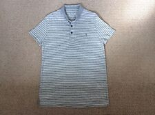 AllSaints Slim Striped Casual Shirts & Tops for Men