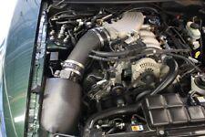 Jlt 2001 Ford Mustang Bullitt Black Textured Ram Air Intake Kit