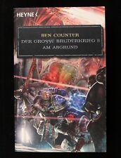 Am Abgrund - Der Große Bruderkrieg 8 Von Ben Contador (2011, Libro de Bolsillo)