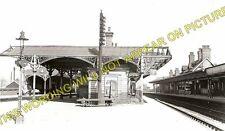 Kettering & Corby Railway Station Photo. Midland Railway. (2)
