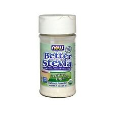 Stevia Better Stevia extract Powder, 1oz (28g), Now Foods, 24Hr Dispatch