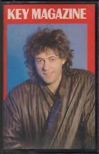 """BOB GELDOF - RARA MC MUSICASSETTA 1987 """" KEY MAGAZINE """""""
