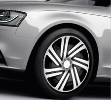 "4x14"" Wheel trims for Opel Corsa Tigra  full set  silver - black 14''"