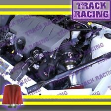 2004-2008 PONTIAC GRAND PRIX GT 1 2 GTP GXP 3.8L 5.3L AIR INTAKE Black Red 3.5
