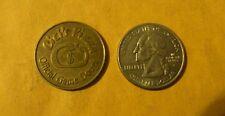 Vintage Religious antique token..Cicis Pizza #42
