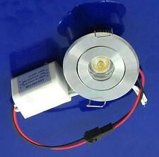 3W Cabinet LED Ceiling Indoor Down Light Fixture Recessed Lamp White 85~265V New