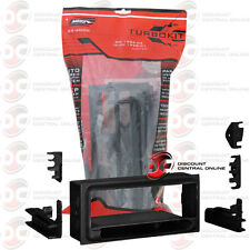 METRA 99-4000 SINGLE DIN / ISO CAR DASH KIT FOR 1982-UP GMC CHEVROLET VEHICLES