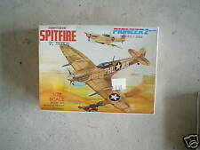 Pioneer 2 1/72 Scale Spitfire Tropical Airplane Model Kit MIB