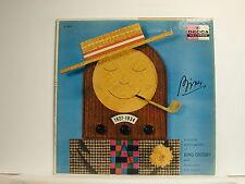 Bing Crosby - Bing, A Musical Autobiography, Decca DL 9054, 1961 Mono LP