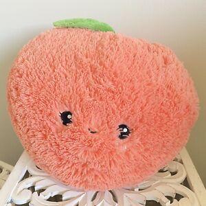 Squishable Peach 15 Inch Plush Figure 🍑