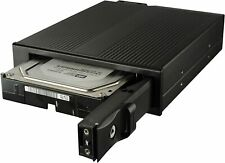 Enermax 5.25 Inch Drive Bay for 3.5 Inch SATA/SAS HDD Mobile Rack Aluminum Case