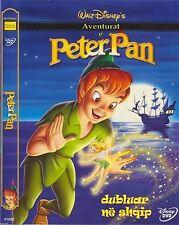 Aventurat e Peter Pan (The Adventures of Peter Pan). DVD in Albanian. Shqip