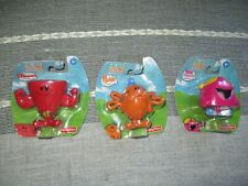 Mr Men and Little Miss figures Tickle Strong Chatterbox Fisher Price bundle NEW