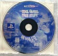 Namco Demo Disc Cool Games Free Stuff Playstation 1 Game PS1 Used
