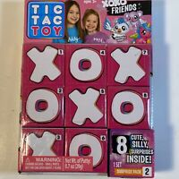 1 TIC TAC TOY *XOXO Friends* Blind Mystery Pack & 2 Blind Boxes -swappable 2019