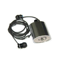 Professional Wall Contact Microphone Super Spy Audio Ear Listening Device