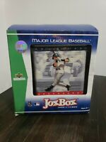 Upper Deck Jox Box Derek Jeter MLB New York Yankees Collectible Jack in the Box