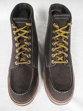 NEW Mens Ralph Lauren MARVIN Brown Suede Nubuck Boots UK 9 E USA 10 RRP £220