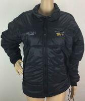 Mountain Hardwear Women's Black Fleece Lined Down Puffer Jacket Size M
