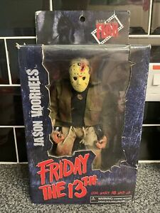 """Mezco Cinema of Fear 9"""" Jason Voorhees Figure Friday the 13th Part 4"""