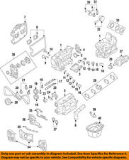 SUBARU OEM 11-14 Impreza-Engine Cylinder Head 11039AC320