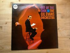 The Gil Evans Orchestra Out Of The Cool Near Mint Vinyl LP Record JAS 52