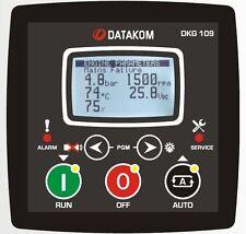 DATAKOM DKG-109 Generator Automatic Start Mains Failure controller panel ( AMF )
