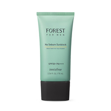 [INNISFREE] Forest for Men No Sebum Sunblock - 70ml (SPF50+ PA++++)