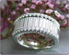 Diamant Echtschmuck mit VVS Reinheit Ringgröße (51-100 16,2 mm Ø)