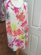 Ladies Evans Long Sleevless Top Size 26