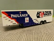 1/87 Albedo Koffer Auflieger Holzer Motorsport