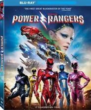Saban's Power Rangers (Blu-ray + Blank Case, 2017) Bluray 1-Disc Pre-Order