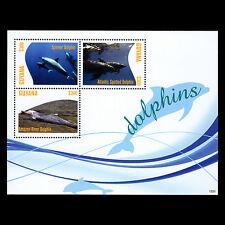 "Guyana 2012 - Marine Life ""Dolphins"" Fish Fauna Animals - MNH"