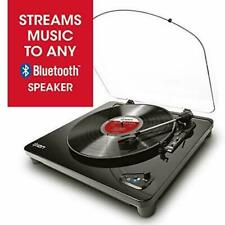 Ion Audio Air Lp | Vinyl Record Player / Bluetooth Turntable with Usb