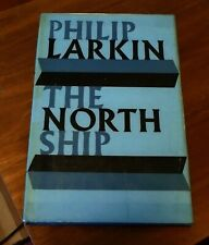 Philip Larkin The North Ship Faber Faber 1966 1st Edition UK