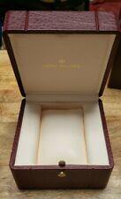 Vintage Genuine Patek Philippe Watch Case With Original Box