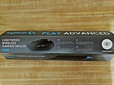 New! Logitech G305 Lightspeed Wireless Gaming Mouse with  !FREE! G240 Mousepad
