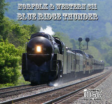 Train Sounds On CD: Norfolk & Western 611 - Blue Ridge Thunder