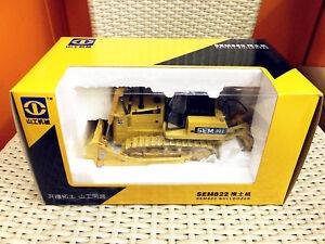 1/35 Caterpillar China SEM822 Bulldozer Construction Machinery Diecast Model