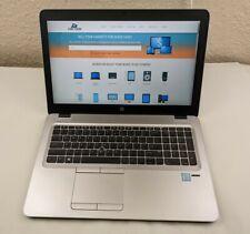 "HP EliteBook 850 G4 i7-7500U 2.70GHz 16GB RAM 512GB SSD 15.6"" 4K UHD Win10P"