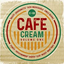 CAFE CREAM Vol.1-2CD