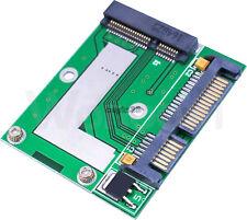 MINI PCI-E MSATA SSD TO 2.5'' SATA 6.0 GPS Adapter Converter Card Module Board K