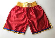 Kell Brook British Boxing world champion signed trunks shorts COA AFTAL
